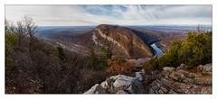 Delaware Water Gap - 6 February 2016 (GAPHIKER) Tags: mountain water creek wow river newjersey gap trail delaware reddot dwg dunnfield mttammany