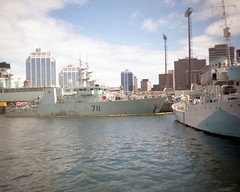 HMCS SUMMERSIDE (Roger Litwiller -Author/Artist) Tags: collection roger halifax sackville summerside hmcs rcn litwiller