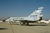 USAF, Convair F-106A Delta Dart (Ron Monroe) Tags: usaf interceptor convair unitedstatesairforce deltadart f106a 72463