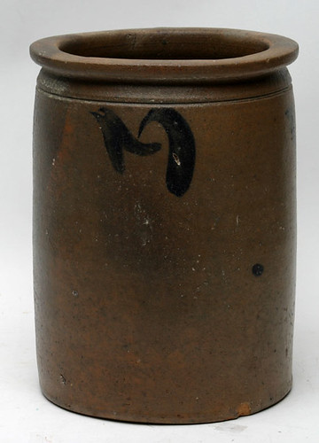 Henkel & Grim, Stonyman, VA 2 Gal. Stoneware Jar $2,530.00