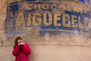 11/52 A comer (chocolate)!