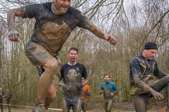 Jump! (stevefge) Tags: men netherlands mud action nederland viking endurance berendonck nederlandvandaag reflectyourworld strongviking