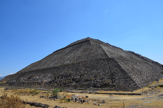 Pirámide del Sol, Teotihuacán, Mexico