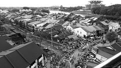 Parade_002 (oceanloverm) Tags: march blackwhite crowd chinese parade celebration sarawak malaysia kuching dun yearly annually