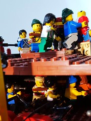 HMS Enterprize - Capstan - Dual Level (redmondej) Tags: ship lego pirates military navy revolutionarywar nautical tallship enterprise frigate naval warship sailingship manowar moc royalnavy ageofsail enterprize legopirates minifigscale hmsenterprise hmsenterprize classicpirates