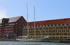 Helena (Rick & Bart) Tags: city urban architecture canon copenhagen boat helena kbenhavn langelinie sailingboat schip rickbart thebestofday gnneniyisi rickvink eos70d