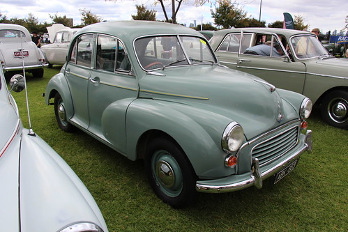 1956 Morris Minor Series IIb Saloon