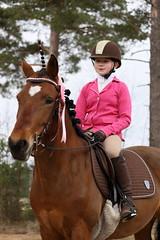 New hairstyle :) (m.rsjoberg) Tags: new horse forest canon pony hst ponny rttvik 70d vikarbyn ridklubb 55250mm