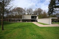 IMG_3061 Rietveld Pavilion (marklarmuseau) Tags: netherlands otterlo nationalparkdehogeveluwe rietveldpavilion architectgerritrietveldsculpturegardenkrllermllermuseum