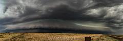 Felt, Oklahoma Thunderstorm (Black Mesa Images) Tags: county city storm black oklahoma weather clouds fire texas images boise stanley kansas elkhart harper tornado mesa chaser cimarron spotter hugoton stormwarn