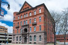 City Hall (Brad Clinesmith) Tags: downtown pennsylvania nepa wilkesbarre