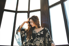 (courtneymichaud) Tags: summer portrait girl beautiful beauty face fashion backlight 35mm model nikon gorgeous lifestyle niagara backlit brunette nikkor boathouse boho bohemian naturallighting summerfashion nikond610 boathousestores