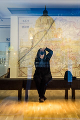 nonetheless (Anita Pravits) Tags: vienna wien selfportrait museum view mq aussicht selbstportrait museumsquartier leopoldmuseum