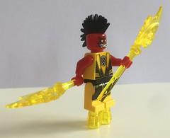 Sinestro Corps (84) (mattzitron) Tags: lego dccomics greenlanterncorps sinestrocorps legosuperheroes legogreenlantern legodc