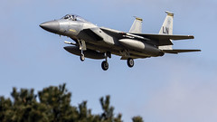 F15-C. LN AF86 174. (Wally Llama) Tags: sigma usaf f15 mcdonnelldouglas f15eagle lakenheath sigma150600 canon7dmkii af86174