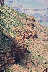 Zigzag outcrop, Grand Canyon (Monceau) Tags: outcrop grandcanyon zigzag grandcanyonnationalpark