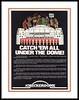 """The Checkerdome, 1979 (Cosmo's """"ART"""" Gallery) Tags: sports ad stlouis arena missouri 1979 checkerdome"""