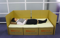 Boxes Into Beds: Brilliant Idea Helps Earthquake Victims In Japan (jh.siesta) Tags: japan idea earthquake beds boxes brilliant helps victims into