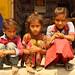 Children in Abhaneri, India