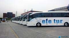 Efetura Yeni Mercedes Benz Tourismo Teslimat 19 Adet (Bus Channel HD) Tags: mercedes benz 19 yeni tourismo adet teslimat efetura