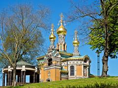 Darmstadt - Russian Chapel (dolorix) Tags: church architecture kirche darmstadt mathildenhhe russianchapel russischekapelle dolorix