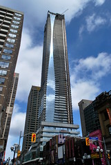 One Bloor (Marcanadian) Tags: city homes toronto ontario canada building architecture one spring construction downtown gulf great east yonge architects bloor yorkville hariri 2016 pontarini