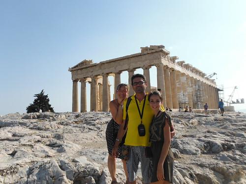 "Partenón, Atenas, Grecia <a style=""margin-left:10px; font-size:0.8em;"" href=""http://www.flickr.com/photos/141744890@N04/26301685526/"" target=""_blank"">@flickr</a>"