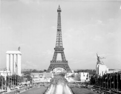 The pavilions of the Soviet Union and Nazi Germany stare across at one another at the International Exposition of Art and Technology, Paris, 1937 [662  512] #HistoryPorn #history #retro http://ift.tt/1RO1toX (Histolines) Tags: paris art history germany one technology union nazi retro international exposition soviet stare timeline another across pavilions 1937 512 the  662 vinatage historyporn histolines httpifttt1ro1tox