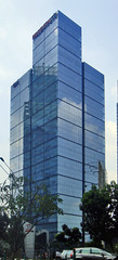 Prudential Plaza (BxHxTxCx) Tags: building office jakarta kantor gedung