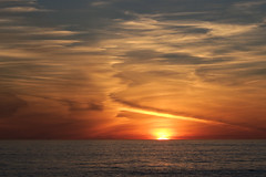 The Sunset Report, Pacifica, 17 April, 2016 (AGrinberg) Tags: ocean california sunset pacifica 54453sunset0417