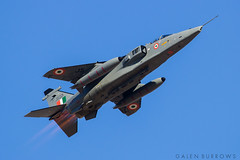Indian Air Force Jaguar (galenburrows) Tags: plane flying fighter aircraft aviation military flight jaguar airforce trenton planespotting fighterjet indianairforce sepecat cfbtrenton