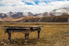Wanna Play? (nunodanielcosta) Tags: china sky snow pool landscape asia tibet neve serra ceu montanha montain montains bilhar tibete