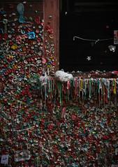 Gum Wall (katies32) Tags: seattle gum chewinggum gumwall gumwallseattle
