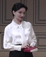Governess / Teacher (Meinhardis66) Tags: rock tie maid bluse krawatte dienstmdchen governess gouvernante schuluniform schleifenbluse zchtig hochgeschlossen