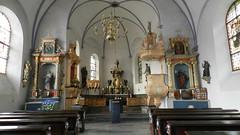2014-05-26 Church in Monschau (beranekp) Tags: old history church germany deutschland alt kirche monschau kostel
