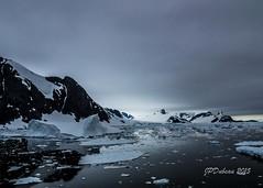couleurs arctiques (Jean-Pierre Dubeau) Tags: snow ice water montagne landscape eau neige paysage montain glace