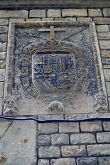 ESCUT DE LA INQUISICI - MUSEU MARS (Yeagov C) Tags: barcelona museu catalunya escut 2016 museufredericmars fredericmars inquisici carrerdelscomtes escutdelainquisici