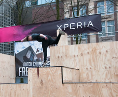 2016_April_freerun1-405 (jonhaywooduk) Tags: urban sports netherlands amsterdam jump kick air spin platform teenagers free twist running runners athletes flick mid parkour