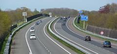 A30 Lunteren-2 (European Roads) Tags: netherlands motorway ede freeway nl a30 autosnelweg barneveld lunteren