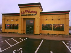 La Paloma Mexican Restaurant (brown_theo) Tags: road columbus ohio food restaurant la paloma east mexican brice eastland sopapilla