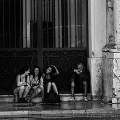 Lisbon (ale neri) Tags: street people blackandwhite bw portugal lisboa lisbon streetphotography aleneri alessandroneri