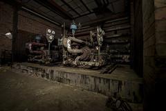 Lostock Power Station (True British Metal) Tags: abandoned closed decay empty rusty machinery urbanexploration rusted trespass coal derelict powerstation abandonment turbine decayed trespassing ue turbines northwich urbex lostock