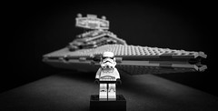Empire_6346 (Camera Obscura Gallery) Tags: studio toy starwars lego stan destroyer stormtrooper minifig