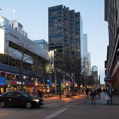 Mall Crosswalk (pasa47) Tags: winter colorado december fuji denver fujifilm 2015 xe1 milehighcity