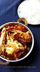 Crab Sukka (prasannahede) Tags: crab maharashtrian sukka seafoos