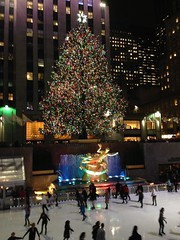 IMG_7224 (ConiferNYC) Tags: christmas nyc rockefellercenter christmastree newyorkatnight