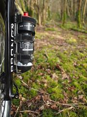 Travers Prong (South Downs MTB Skills) Tags: exposure rusty 29 titanium revo travers gorillacage bikepacking alpkit tourdivide apidura freeparable
