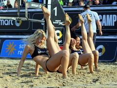 Smart Beach Girls Timmendorfer Strand 2015 (schaudichan) Tags: girls beach smart sport strand germany dance beachvolleyball volleyball cheerleader cheerleading deutsche timmendorfer 2015 meisterschaften timmendorferstrand