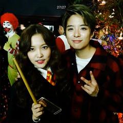 Yeri and Amber (redvelvetgallery) Tags: halloween redvelvet kpop koreangirls smtown  kpopgirls