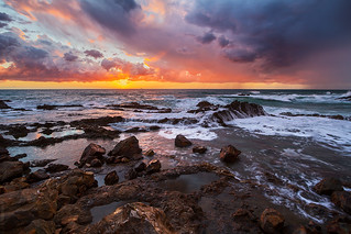 Epic PV Sunset